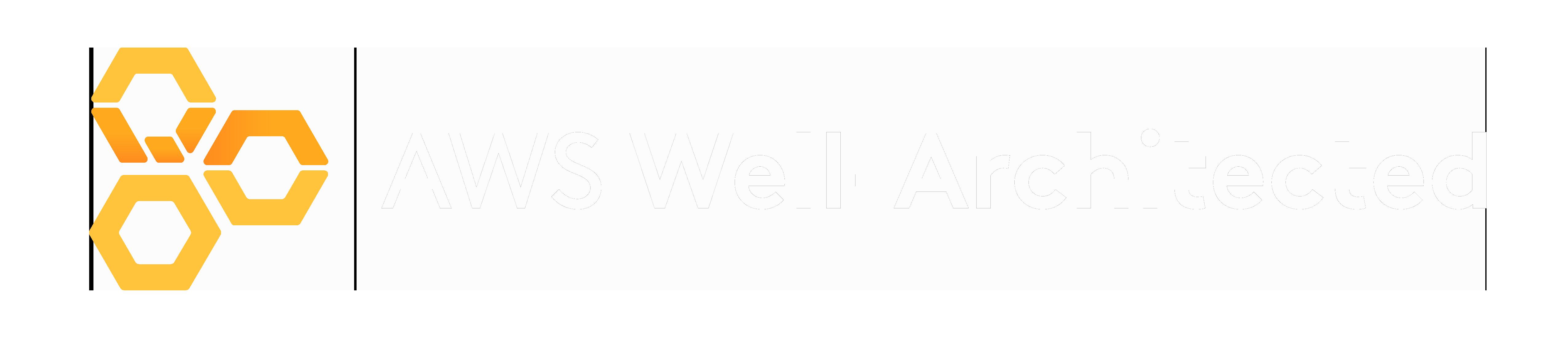 AWS Well Architected Logo