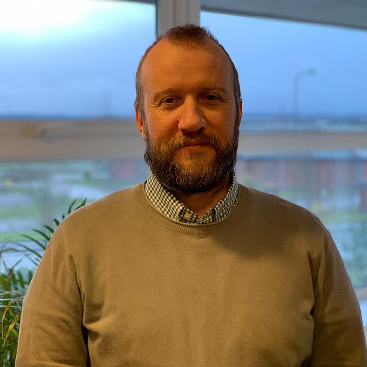 Gavin MacVicar Image