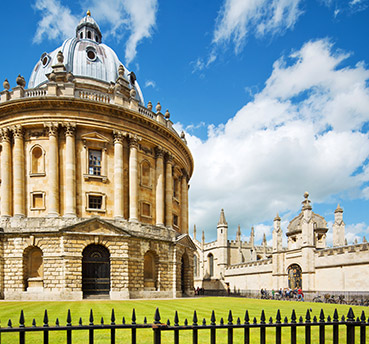 University of Oxford Image