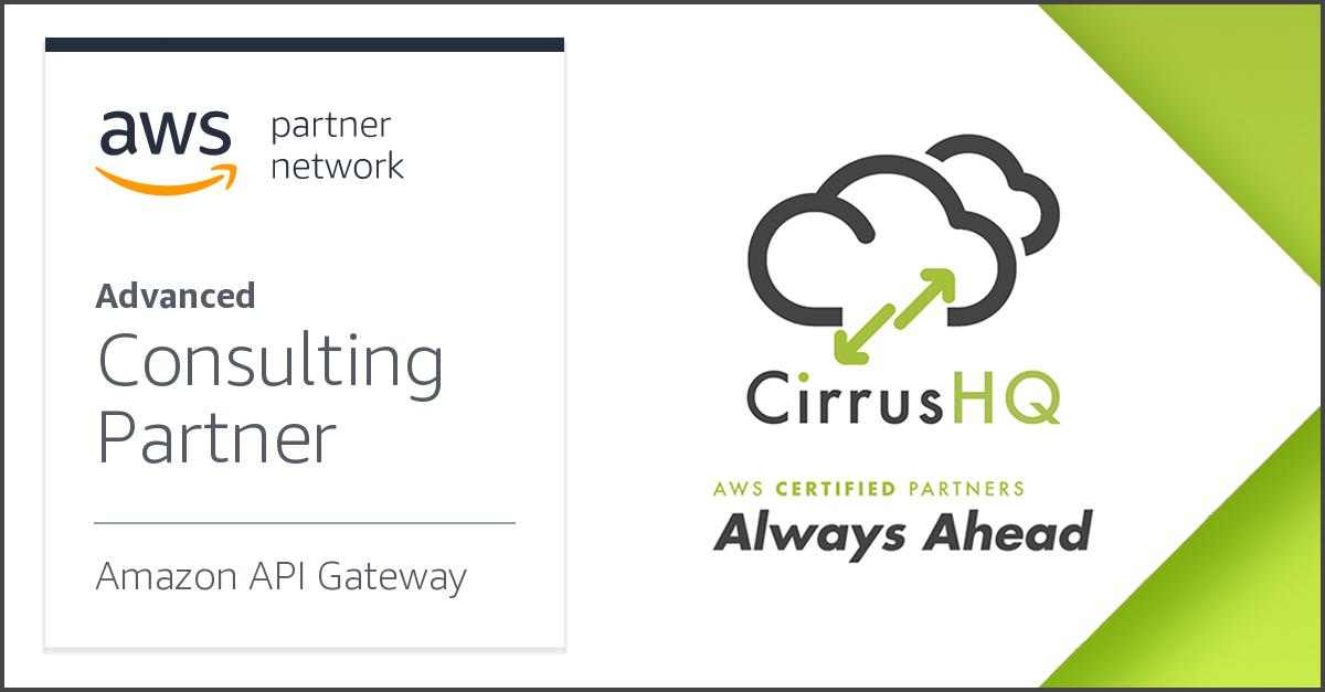 AWS Service Delivery Partner AWS API Gateway