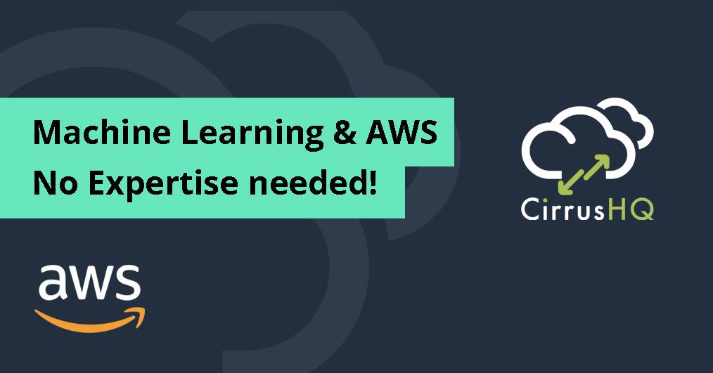 AWS Machine Learning webinar